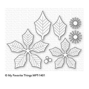 MFT: Poinsettia Die-Namics