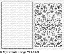 MFT: Snowflake Window Die-Namics
