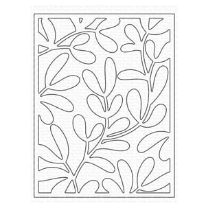 MFT: Mistletoe Cover Up Die-namics, 4x6 inch