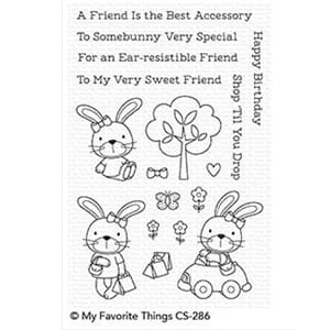 MFT: Sweet Somebunny Clear Stamps