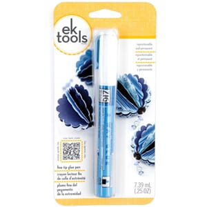 Zig 2-Way Glue Pen - Fine Tip