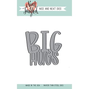 Neat & Tangled: Big Hugs Die
