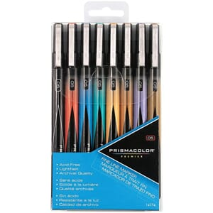 Prismacolor: Premier Fine Point Markers 8/Pkg