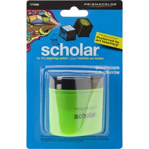 Prismacolor: Scholar Pencil Sharpener