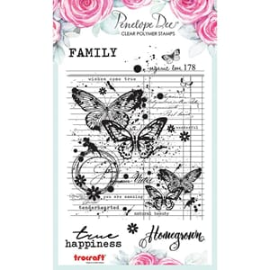 Penelope Dee: Organic Love Victoria Stamp
