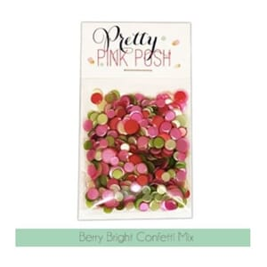 Pretty Pink Posh: Berry Bright Confetti Mix