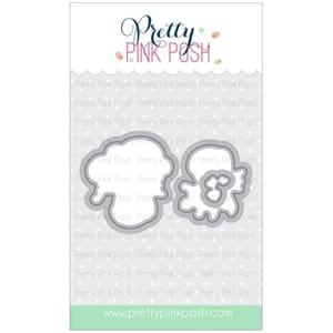 Pretty Pink Posh: Cupid Friends coordinating dies