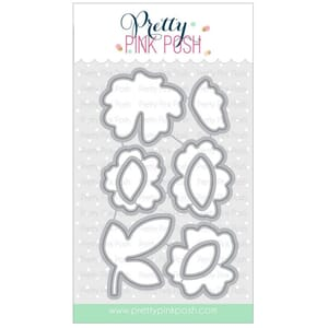 Pretty Pink Posh: Wild Rose coordinating dies
