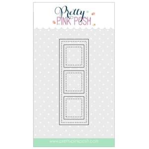 Pretty Pink Posh: Stitched Film Strip
