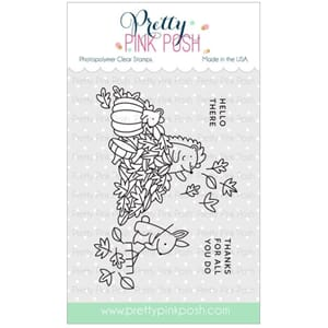 Pretty Pink Posh: Fall Scene stamp set