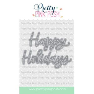 Pretty Pink Posh: Happy Holidays Script