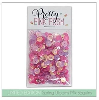 Pretty Pink Posh: Spring Blooms Mix
