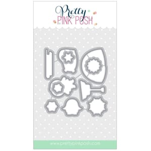 Pretty Pink Posh: Winter Wonderland coordinating dies
