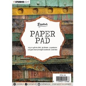 Studio Light Paper Pad no 139, str A6, 36/Pkg