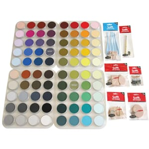 PanPastel: Ultra Soft Artist Pastel Set, 9ml, 80/Pkg