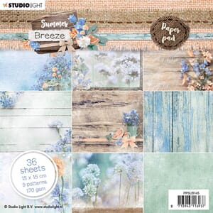 Studio Light: Summer Breeze no 145, 6x6, 36/Pkg