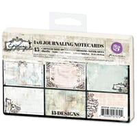 Prima: Epiphany Journaling Notecards 45/Pkg