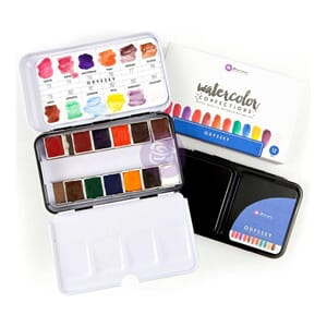 Prima: Odyssey - Watercolor Confections Watercolor Pans