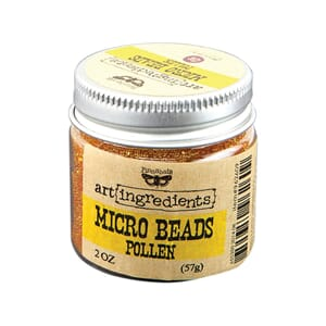 Prima: Pollen -  Finnabair Art Ingredients Micro Beads, 2oz