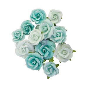 Prima: All For You - With Love Paper Flowers, 12/Pkg