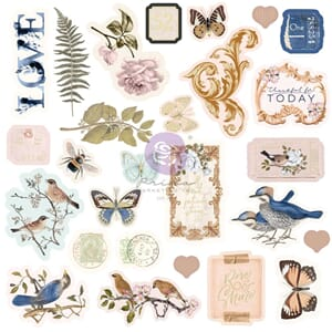 Prima: Nature Lover Ephemera 27/Pkg