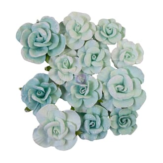 Prima: Magical Love/Magic Love Mulberry Paper Flowers
