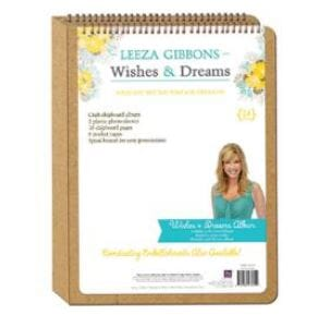 Prima Marketing: Wishes & Dreams Spiral Bound Album