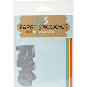 Paper Smooches: Love Word 2 Dies