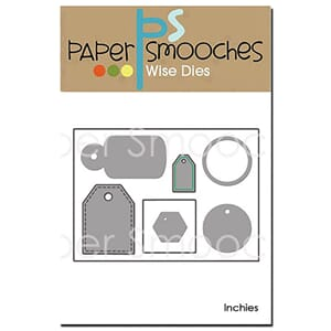 Paper Smooches: Inchies Dies