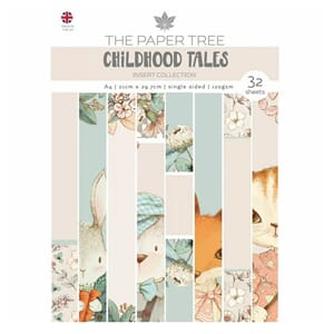 The Paper Tree - Childhood Tales Insert Collection, A4
