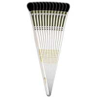 Ranger Flat Cosmetic Brushes 1/Pkg
