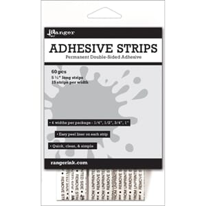 Ranger: Adhesive Strips - Variety Pack