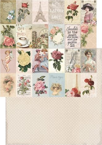 Reprint: Labels - My Rose Garden Collection