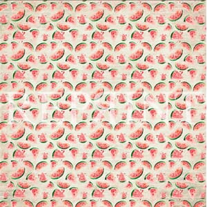 Reprint: At the Sea Collection Watermelons