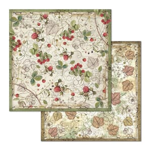 Stamperia: Undergrowth Double-Sided Cardstock