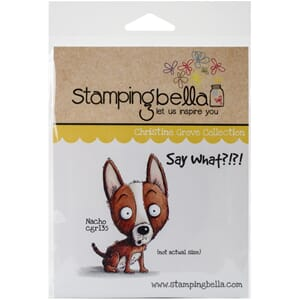 Stamping Bella: Nacho Cling Stamps