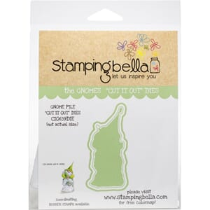 Stamping Bella: Gnome Pile Cut It Out Dies