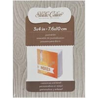 Studio Calico: Woodgrain - Classic Calico 2 Journal Kit