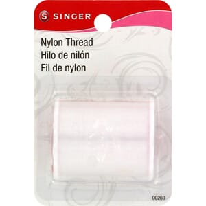 Singer: Clear - Nylon Thread