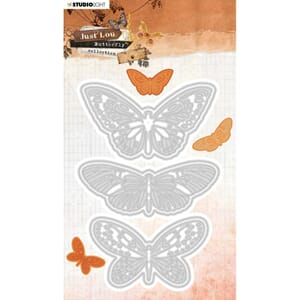 Studio Light Die: JL Butterfly Collection 18