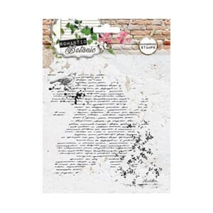 Studio Light Stamp - Romantic Botanic 225