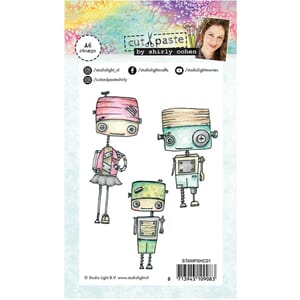 Studio Light Stamps - Shirly Cohen 01