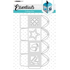 Studio Light Die - Essentials Giftbox Square 393