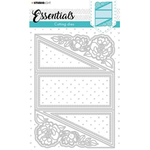 Studio Light Die - Essentials Cardshape Twisted gate 399