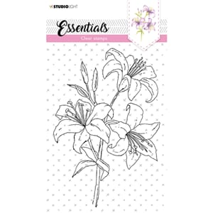 Studio Light: A5 Essentials 464 Clear Stamps