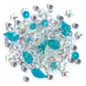 Sparkletz Salt Water - Embellishment Pack, 10g