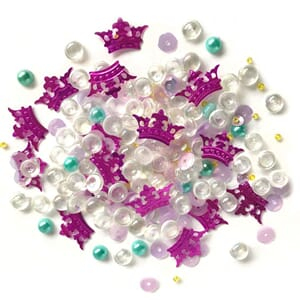 Sparkletz Princess Dreams - Embellishment Pack, 10g