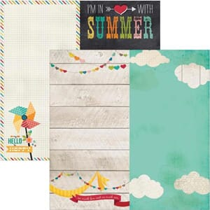 Simple Stories: 6x12 inch Horizontal Journaling Cards