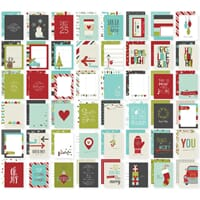Sn@p Studio: Tis The Season - Double-Sided Card 3x4