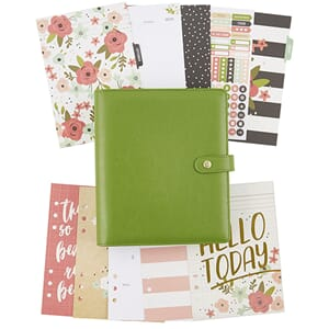 Carpe Diem - Clover, Bloom A5 Planner Boxed Set